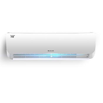 美的(Midea)大1匹 京东英雄壁挂式冷暖变频空调KFR-26GW/WPAA3 白色 小1.5匹
